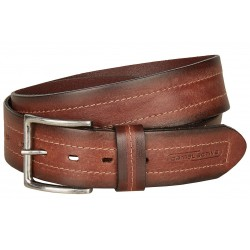 Leather belt by Camel