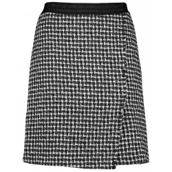 Checked skirt with lurex by Gerry Weber Collection