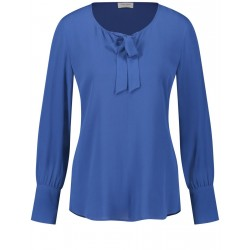 Langarmbluse mit Schluppe by Gerry Weber Collection