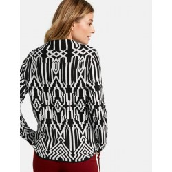 Pullover mit grafischem Jacquardmuster by Gerry Weber Casual