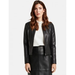 Faux leather jacket by Gerry Weber Collection