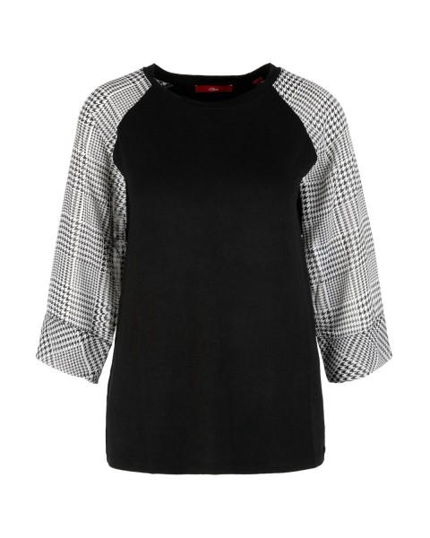T-Shirt 3/4 Arm by s.Oliver Red Label