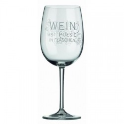 Redwine Glass