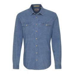 Chemise Cosmo Kent Cord by Camel