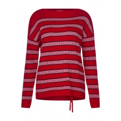 Pullover texturé by Cecil