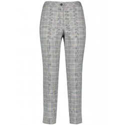 Glencheck trousers by Gerry Weber Collection
