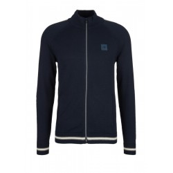 Sporty cardigan with stripes by s.Oliver Red Label