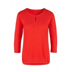 Jerseybluse by s.Oliver Red Label