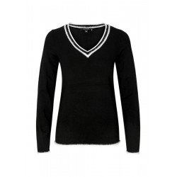 Fine knit sweater by Comma