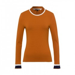 Rib Turtleneck by More & More