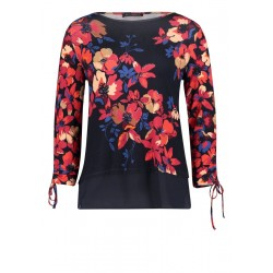 T-shirt façon blouse by Betty Barclay