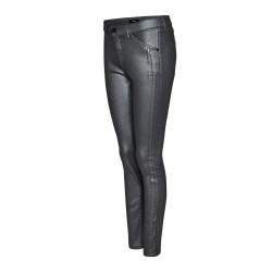 Coated-Jeans Emily metallic by Opus