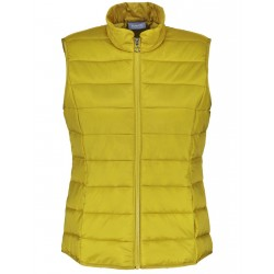 Lightweight quilted body warmer by Samoon