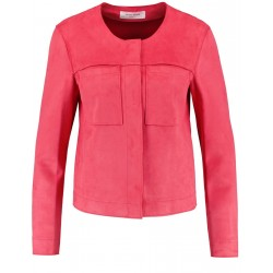 Blazerjacke mit Velourstouch by Gerry Weber Collection