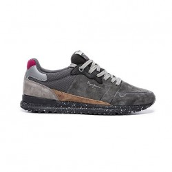 Leather sneakers by Pepe Jeans London