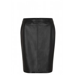 Faux leather mini skirt by s.Oliver Red Label