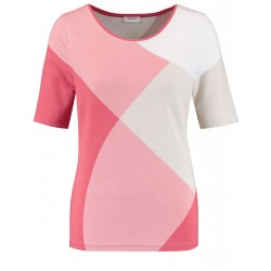 1/2 Arm Shirt mit Colourblocking by Gerry Weber Collection