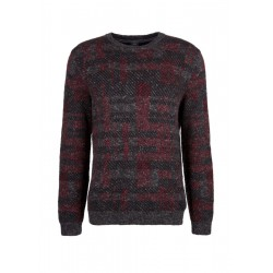 Jumper with a jacquard pattern by s.Oliver Red Label