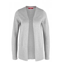 Cardigan en unicolore by s.Oliver Red Label
