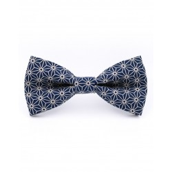 Pre-tied cotton bow tie by Mr. Célestin