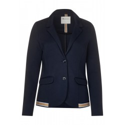 Blazer en jersey by Street One