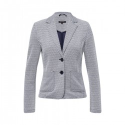 Structure Jersey Blazer by More & More