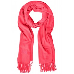 Soft scarf in plain color by Street One