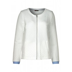 3D dot jacket by Street One