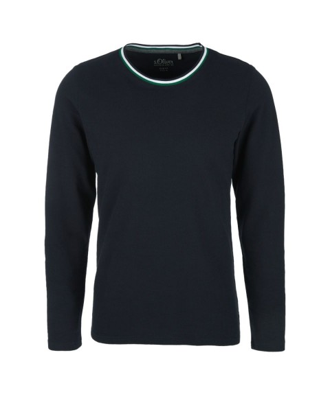 T-Shirt langarm by s.Oliver Red Label