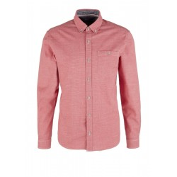 Regular fit: cotton shirt by s.Oliver Red Label