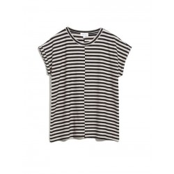 T-shirt JAARIN KNITTED STRIPE by Armedangels