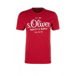 Jersey-T-Shirt by s.Oliver Red Label