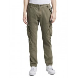 Travis Slim Cargo Hose by Tom Tailor