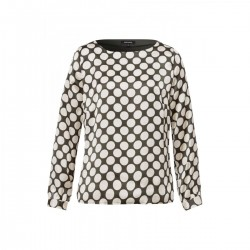 Printed Blouse Shirt by More & More