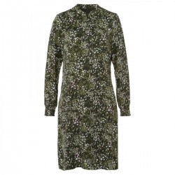 Camouflage Flower Dress by More & More