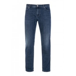 Jeans im Regular Slim Fit by Alberto Jeans