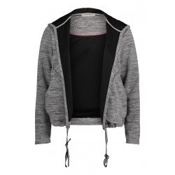 Sweatjacke by Betty & Co