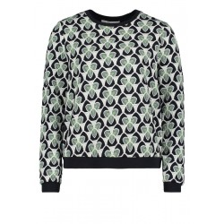 Pull-over en molleton by Betty & Co