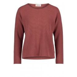 Pull-over en maille basique by Cartoon