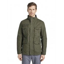 Jacket with a high collar by Tom Tailor