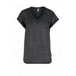 T-shirt en maille fine by Q/S designed by