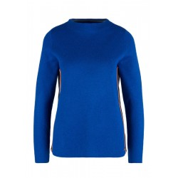 Jumper with striped details by s.Oliver Red Label