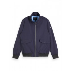 Harrington-Jacke aus Nylon by Scotch & Soda