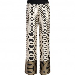 Patterned trouser by Summum Women
