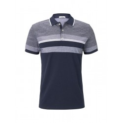 Striped polo by Tom Tailor