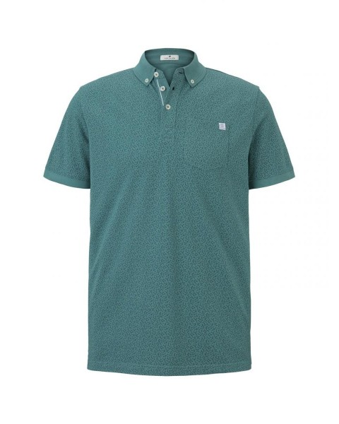 Polo à motif minimaliste by Tom Tailor