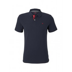 Polo basique by Tom Tailor