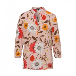 Flower print blouse by More & More