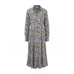 Midi dress with dividing seams by Tom Tailor