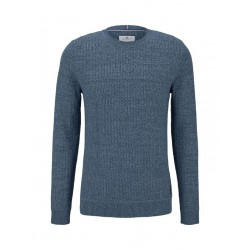 Structured knitted jumper by Tom Tailor